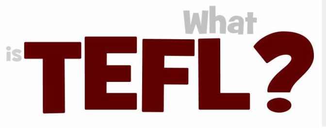 TEFL Defined