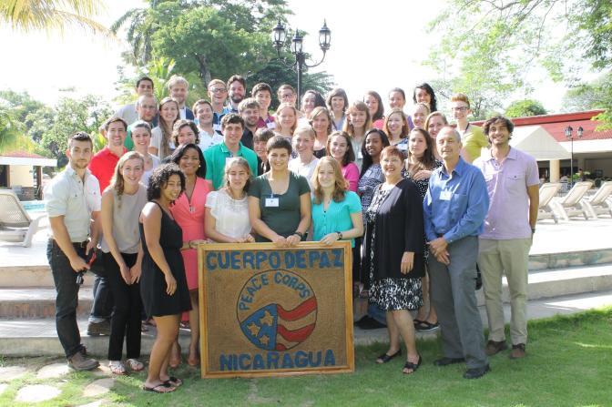 ¡<i>Bievenidos a Nicaragua</i>!
