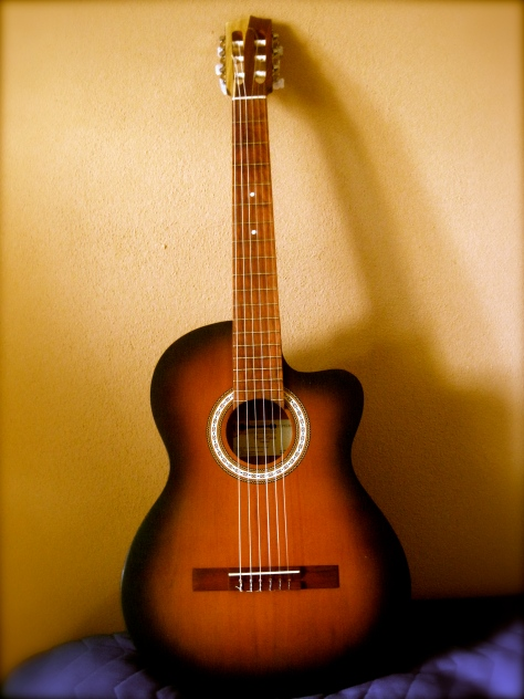 My guitar, Camillo