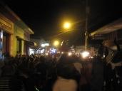 Noches de Compras street