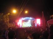 Noches de Compras stage