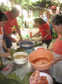 Nacatamal team