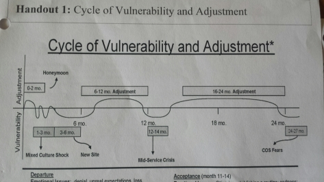 Cycle of Vulnerability