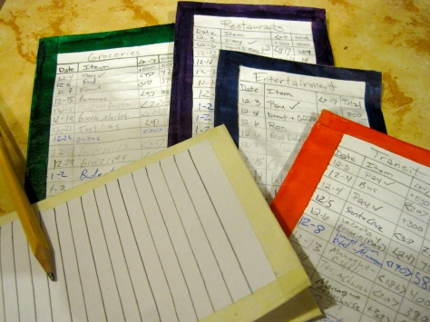 Envelope system