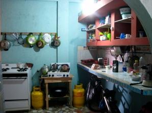 bigger kitchen