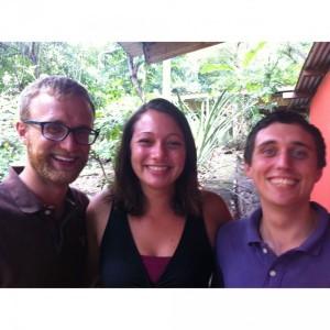 Andrew, Corey, and Tomas