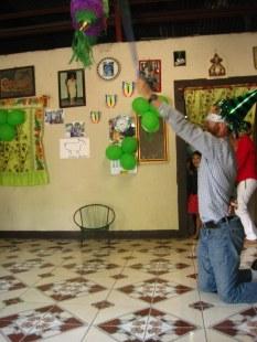 Piñata slayer
