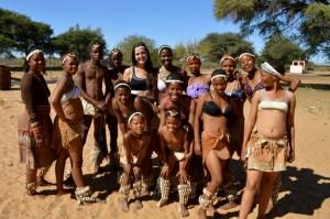 Botswana - Motho ke motho ka batho