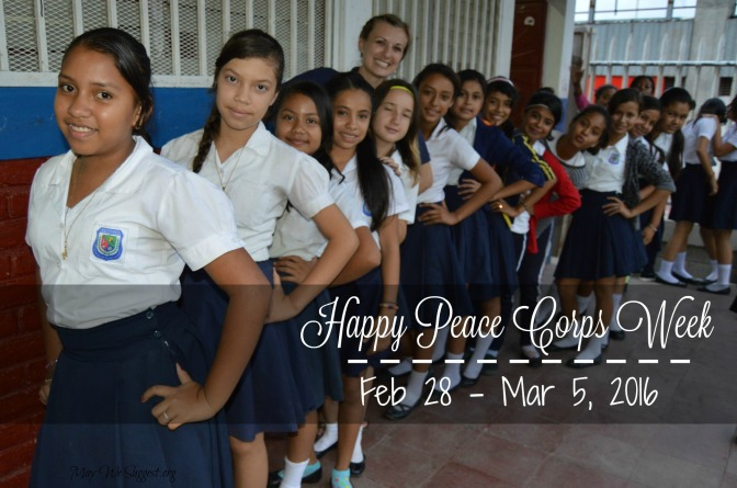 Happy Peace Corps Week 2016