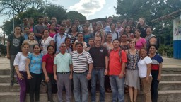 Meet the English teachers of Esteli, Nicaragua, who are so dedicated to improving their #English and their #teaching that they give up 7 hours every Saturday for 2.5 years to attend intensive language classes taught by #peacecorpsnicaragua. They are our #inspiration. They are why we are here. #howiseepc #possibility #hostcountryheros #bloggingabroad #BAphotochallenge