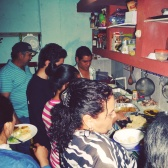 We not only hosted our first Thanksgiving ever last year, but we did so from Nicaragua! What better way to use our #kitchen than to fill the bellies of those who help make Nicaragua our #homeawayfromhome #peacecorpsnicaragua #peacecorpsfamily #peacecorps #2ndgoal #whoneedsalltheingredients #bloggingabroad #BAphotochallenge