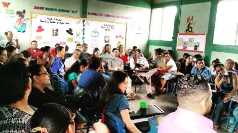 Giving every Saturday of my service to these 50 English teachers doesn't feel at all like a sacrifice. When you have the opportunity to work with such dedicated, hardworking, silly, fun, and motivated people, how could you possibly do anything else? #peacecorpsnicaragua #peacecorps #ThisIsMyLife #STEPEstelí #tefl #singingcompetition #howiseepc #bloggingabroad #BAphotochallenge