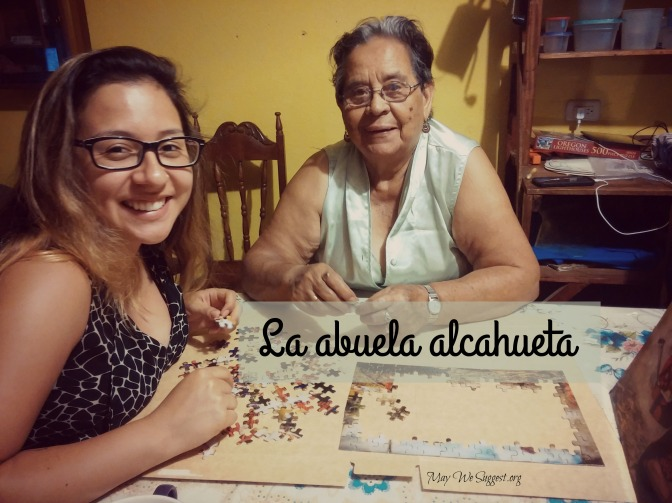 Guatemalan <i>Dicho</i> for Spoiling your Grandkids