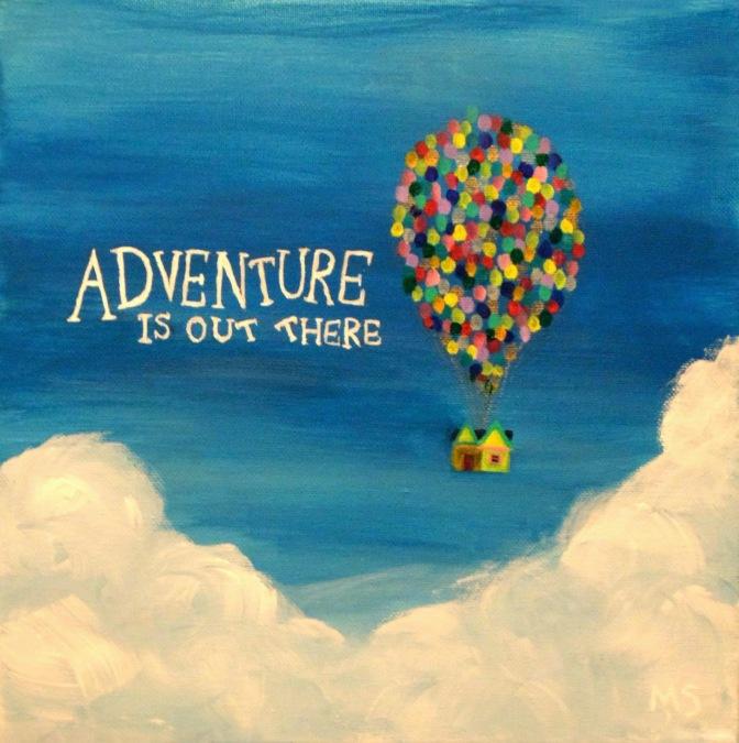 <i>La aventura nos aguarda</i>
